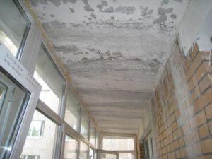 Отделка балкона детально