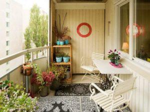 Внутренняя отделка балкона для дома