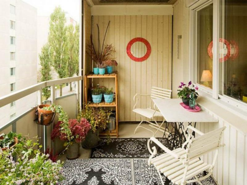 Интересные балконы: фото-подборка для вас.