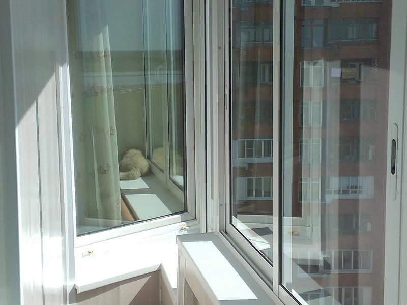отделка балкона с нуля 1