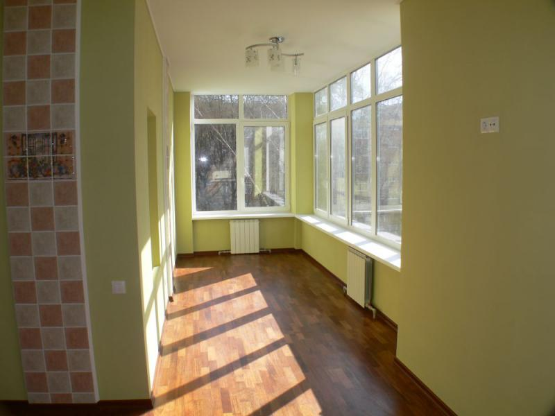 Отделка балконов и лоджий фото.