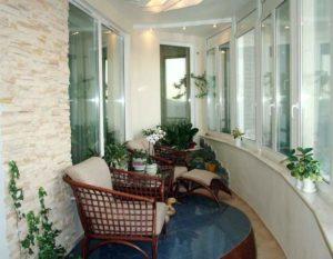Ваш дизайн балкона