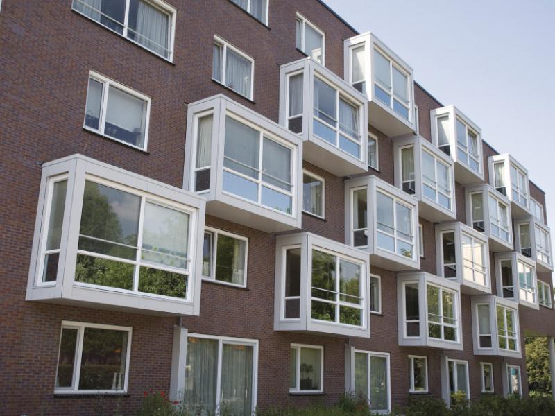 Остекление балкона новый вариант