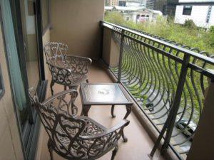Французский балкон для дома