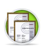 подтвержденное сертификатами