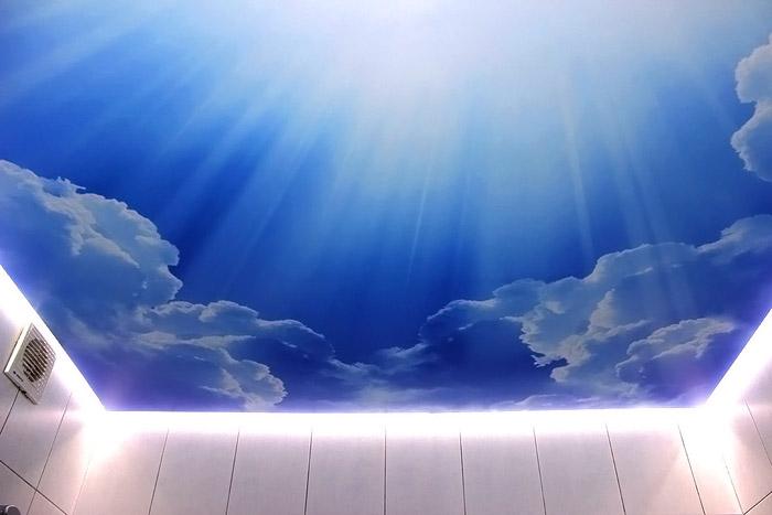 par3 - Парящий натяжной потолок