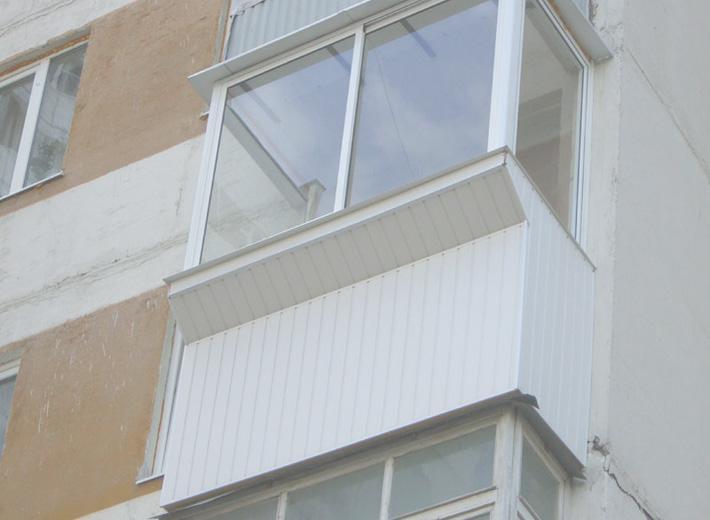 необычный балкон фото 1