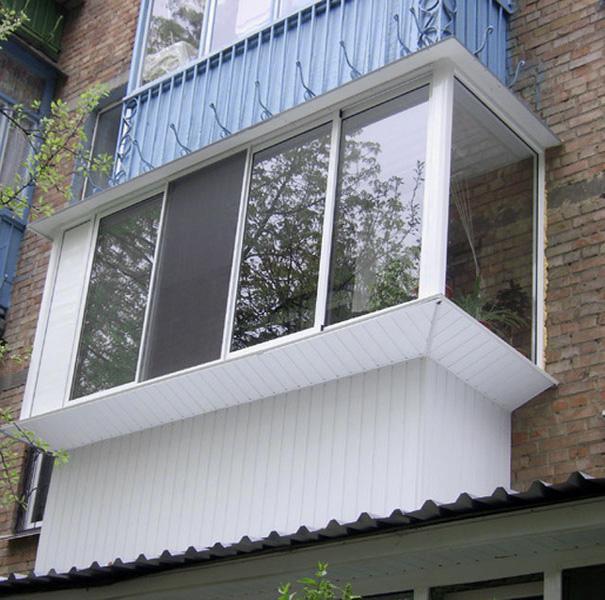 необычный балкон фото