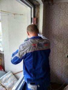 монтаж пластиковых окна Ярославль
