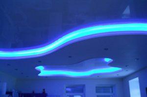 Cветодиодный потолок