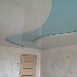 двухуровневый потолок в Ярославле