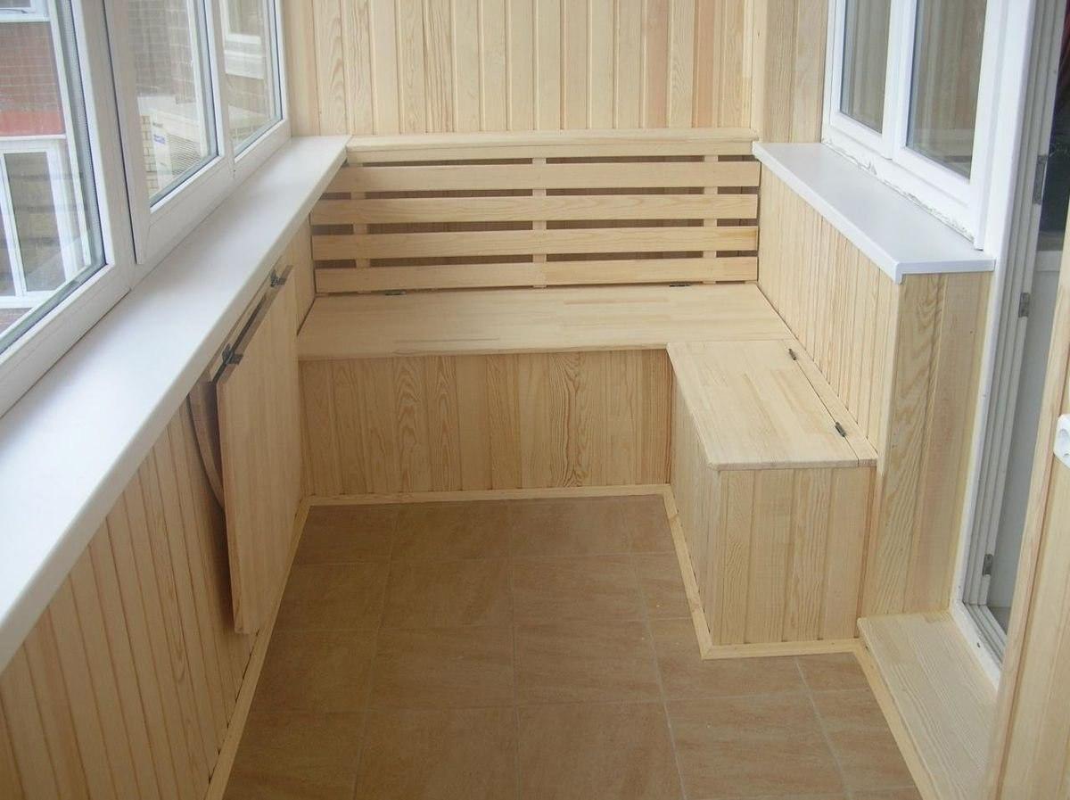 отделка балкона - закажи по суреп цена.