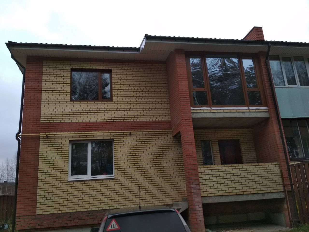 Стильное преображение балкона в Ярославле