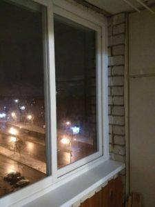 Новый балкон в Ярославле