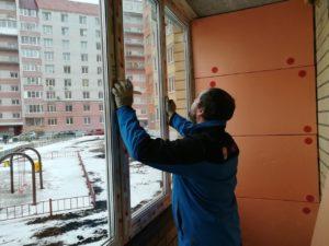 обзор по установки балкона