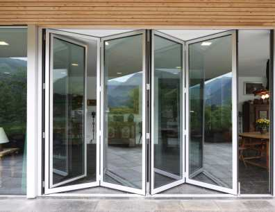 Сдвижные-складные двери «Гармошка»