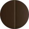 Темно-коричневая рольставня