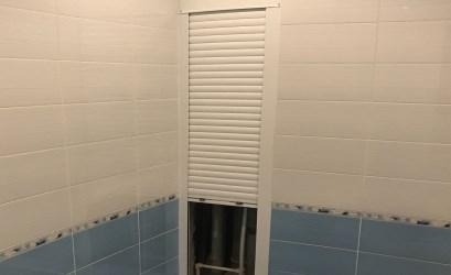 роллетные системы в туалет и душ