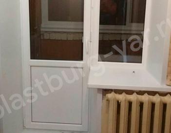 G5R7glXvXR0 1 - Фото работ по остекление квартир