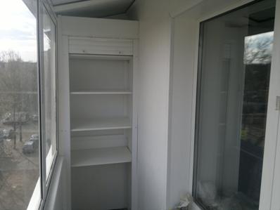 Nashi raboty 1 - Отделка балконов и лоджий