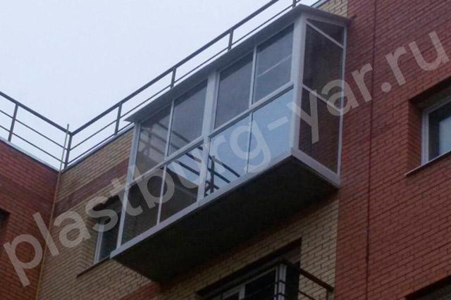 hqjZ6F4MYAw 1 - Остекление балконов и лоджий