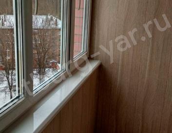 iBSjSEwZ07g 1 - Фото работ по отделка балконов и лоджий