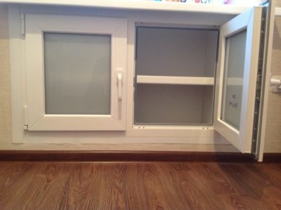 Kak sdelat vstroennyj kuhonnyj holodilnik e1545480809614 - Подоконный холодильник ПВХ