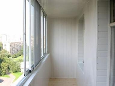 Otdelka balkona i  2 - Внутренняя отделка
