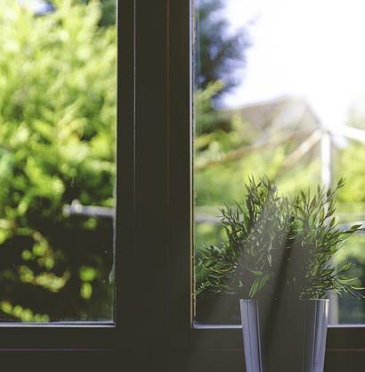 Окна Stop SUN. Защита от жары и приватность.